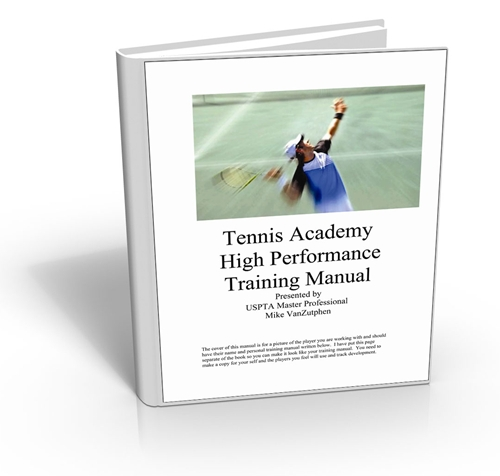 a description of the development of tennis players Description of academy one of the facets of the player development program is  to develop a brilliant technique with a combination of.