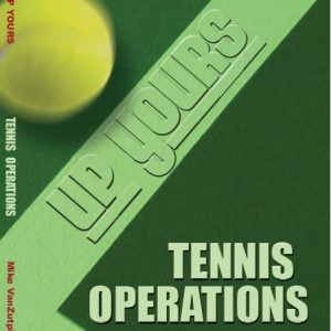 Tennis Operations Book Cover