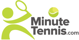 MinuteTennis.com – Online Tennis Instruction and More Logo