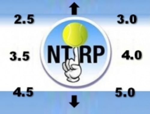 NTRP National Tennis Rating Program