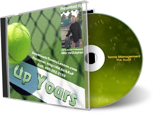 Tennis Management Audit