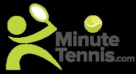 MinuteTennis.com – Online Tennis Instruction and More Logo